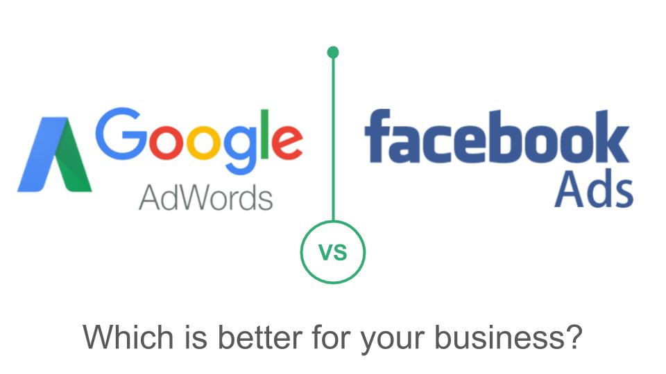 Facebooks Ads vs Google AdWords