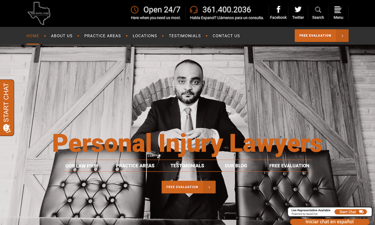 Lawyer digital marketing agency