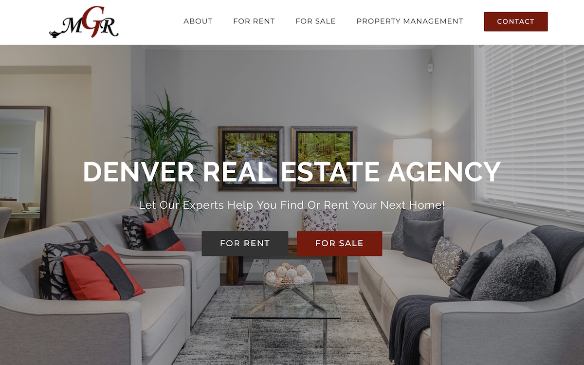 Magic Genie Realty Case Study