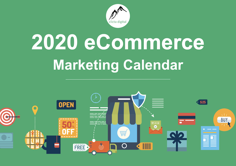 Free 2020 eCommerce Marketing Calendar