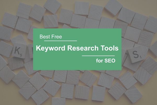 Best Free Keyword Research Tools for SEO