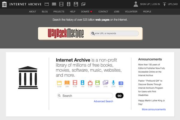 Wayback Machine SEO10 Ways to Improve Your SEO with the Wayback Machine Internet Time Machine