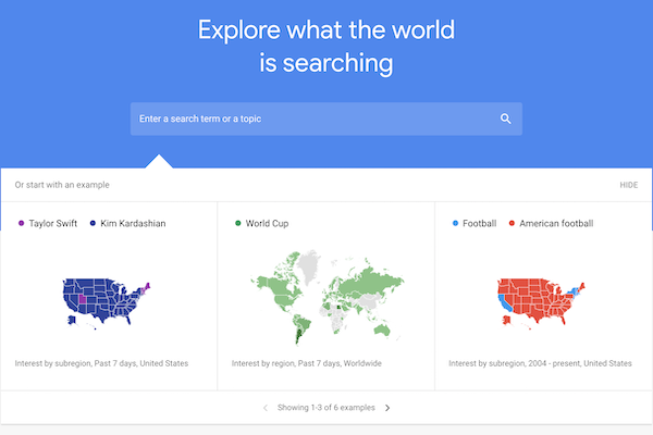 Google Trends Best Free Keyword Research Tools for SEO