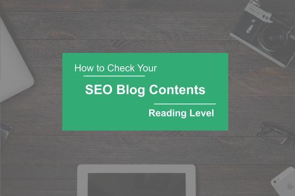 seo content checker seo readability tool